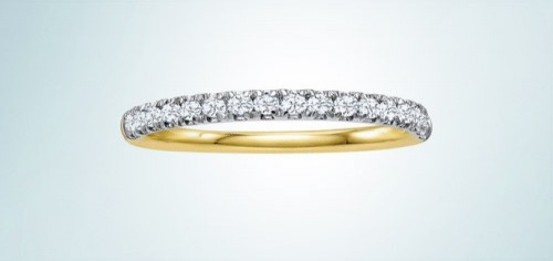 Ladies Anniversary Rings