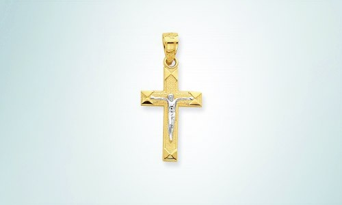 Cross and Crucifix Charms