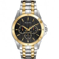 Stainless Steel Yellow Tt Gents 43Mm Rd Black Dia