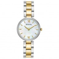 Ladies Stainless Steel Yellow Tt Rd White Mop D