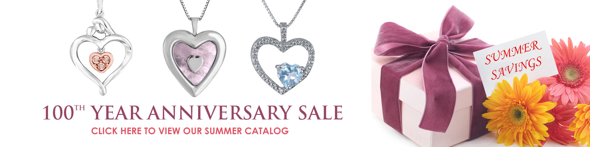 100th Year Anniversary Sale
