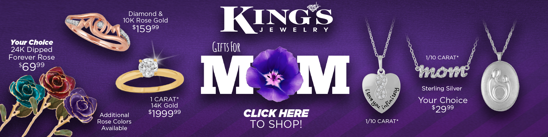 Kings Mother's Day Giftbook 2016